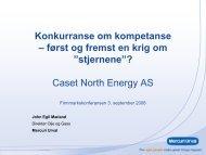 Se presentasjonen - Finnmarkskonferansen