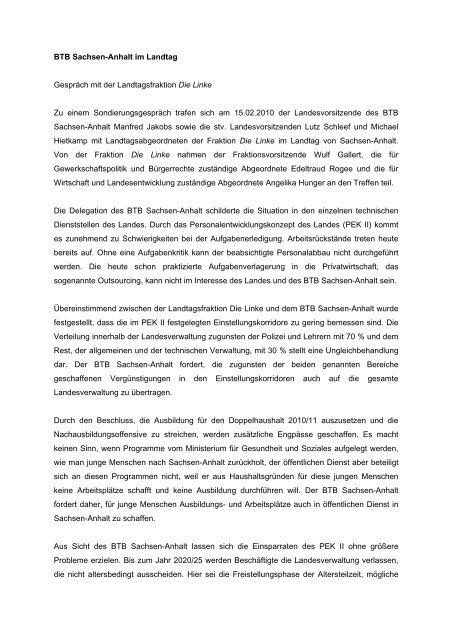 PDF-Version zum Download - BTB Sachsen-Anhalt