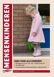 Zorg voor alle kinderen - Nederlandse Jenaplanvereniging