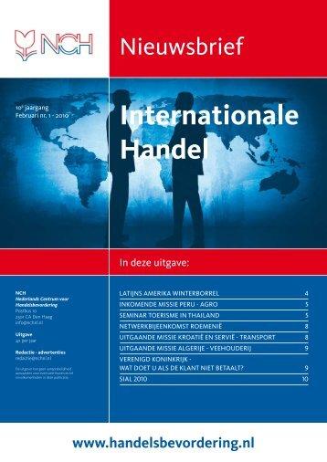 Internationale Handel - NCH