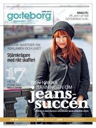 BRG_Goteborgmagasin 2012.pdf - Business Region Göteborg
