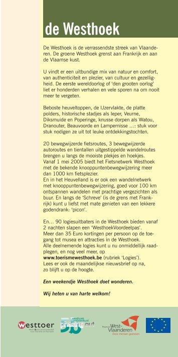 de Westhoek - thinso components
