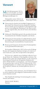 programm 2012 - Europäische Akademie des Sports in Velen ev - Seite 3