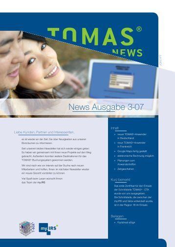News Ausgabe 3-07