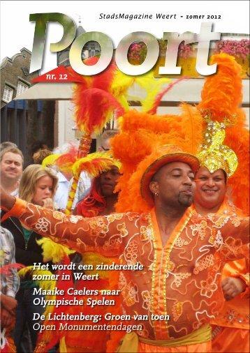 Klik hier en download StadsMagazine Poort als PDF