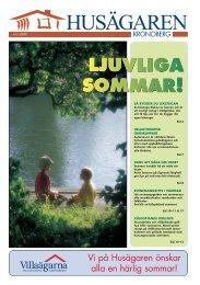 Husägaren nr 4 2008 - Villaägarna