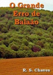 O Grande Erro de Balaao - R. S. Chaves - PDF.pdf