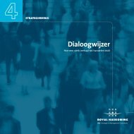 Dialoogwijzer - Strategie en Management Consultants