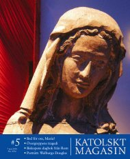 Km 5 2010 - Katolskt Magasin