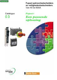 Fupact - Schneider Electric
