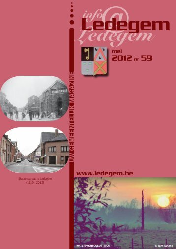 PDF - Ledegem
