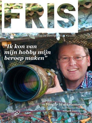 Personeelsblad FRIS - ASP4all
