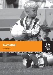 G‑voetbal - VV Schagen