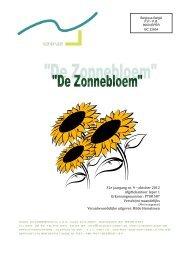 31e jaargang nr. 9 – oktober 2012 Afgiftekantoor ... - huize Sint-Jozef
