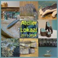 cursusboekje 2013-2014 in pdf formaat - Atelier LOKAAL