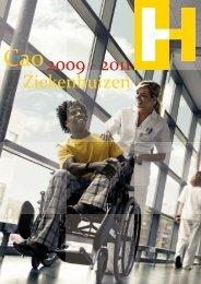 Cao Ziekenhuizen 2009-2011 - PRO Payroll