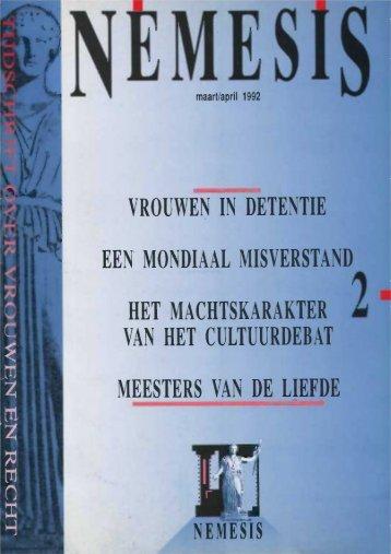(1992) nummer 2 maart/april - Nemesis