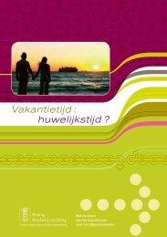 'Vakantietijd: huwelijkstijd?' (PDF, 2.26 MB)