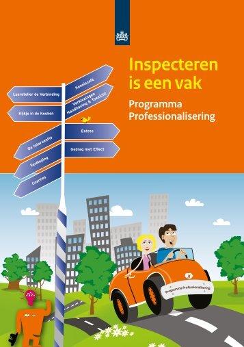 Inspecteren is een vak - Inspectieloket