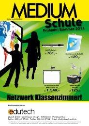 Info Flyer als PDF herunterladen - edutech Gmbh