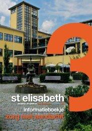 locatiebrochure van het St Elisabeth Verpleeg- en ... - Beweging 3.0