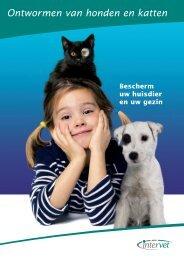 Ontwormen van honden en katten. - MSD Animal Health Nederland