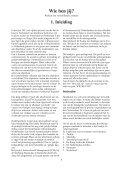 Brochure Wie ben jij? PM - Stichting Humanitas - Page 3