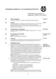 Protokoll styrelsemöte 2010-12-07