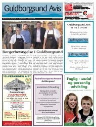 Borgerbevægelse i Guldborgsund - Guldborgsund Avis