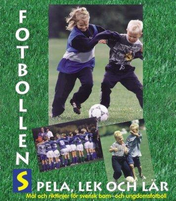 Fotbollens spela, lek och lär