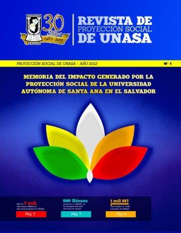 revista UNASA