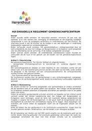 Download huishoudelijk reglement GC Ter Voncke - Herenthout.be