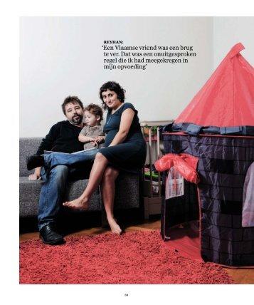 De Standaard Weekblad - Migrant zkt toekomst