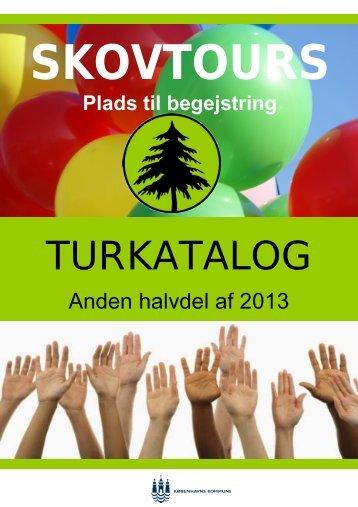 Efterår 2013 - Skovtours