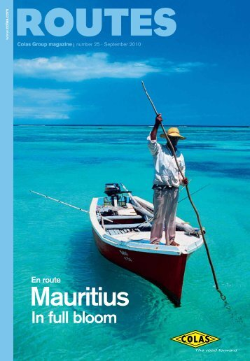 Mauritius - Colas
