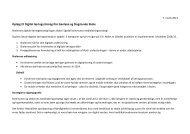 Oplæg til Digital læringsstrategi for Ganløse og Slagslunde Skole