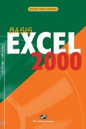 Excel 2000 Basis