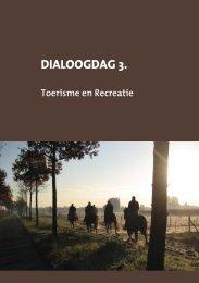 Dialoogdag 3: Toerisme en recreatie - Vlaams Paardenloket