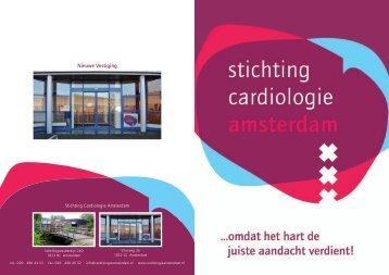 Nieuwe Vestiging - Stichting Cardiologie Amsterdam