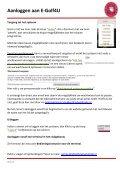 Aanloggen aan E-Golf4U - Golfclub Veldzijde - Page 2