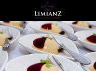 Foodbrochure LimianZ