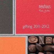 gifting 2011-2012 - Neuhaus Info
