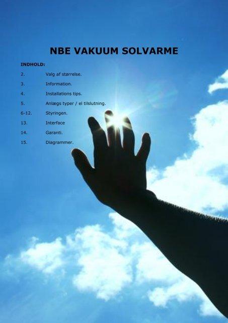 NBE SOLVARME - Andresens Bioenergi A/S