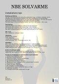 NBE SOLVARME - Andresens Bioenergi A/S - Page 4