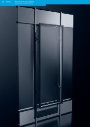 Aluminium-Fassadensysteme Aluminium façade systems | Schüco