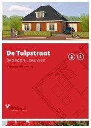 De Tulp - Gubbels van den Bosch - Ontwikkeling & bouw