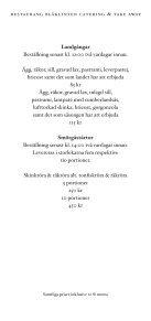 Catering - Kvartersmenyn.com - Page 4