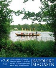 Km 7-8 2010 - Katolskt Magasin