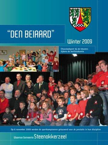 Winter 2009 - Steenokkerzeel