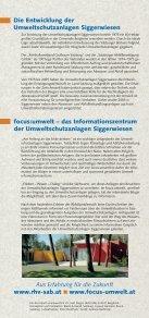 Informationsfolder Siggerwiesen - Umweltschutzanlagen ... - Seite 4